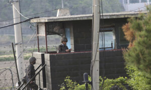 North and South Korea Exchange Gunfire as North Unintentionally Hits DMZ Guard Post