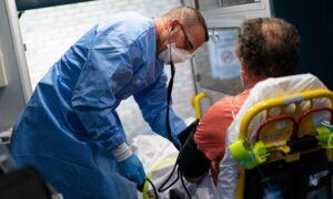 CCP Virus, Flu, Pneumonia Deaths Fall for 2nd Week, CDC Says