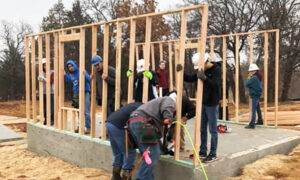 Teens Aging Out of Foster Care Can Move Into Tiny-Home Project Instead of Becoming Homeless