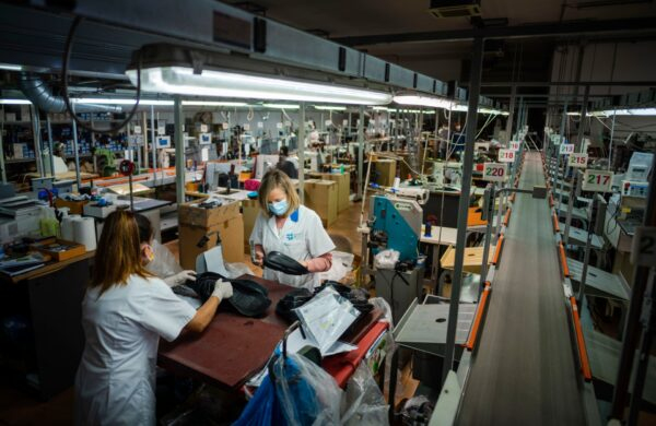 shoe factory-Italy