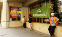 Kathmandu Reopening Australian Stores This Week