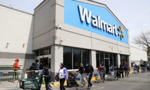 Second Walmart in Mass. Closes Due to a Cluster of CCP Virus Cases Among Employees
