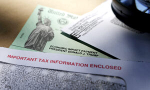 IRS Alerts Millions of Americans to Check Their Mail for Stimulus Debit Cards