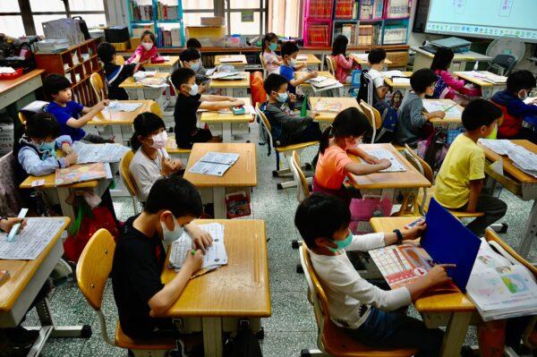 Students-Taiwan