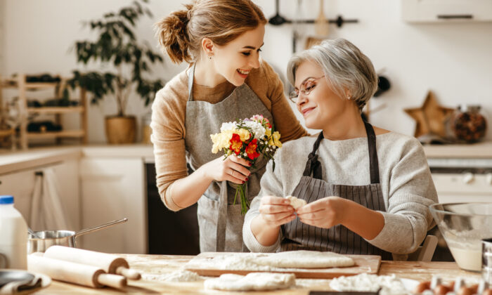 On Mother's Day, buy her a gift, present her with flowers, treat her to a meal, but best of all, tell her how much she has meant in your life.(Evgeny Atamanenko/Shutterstock)