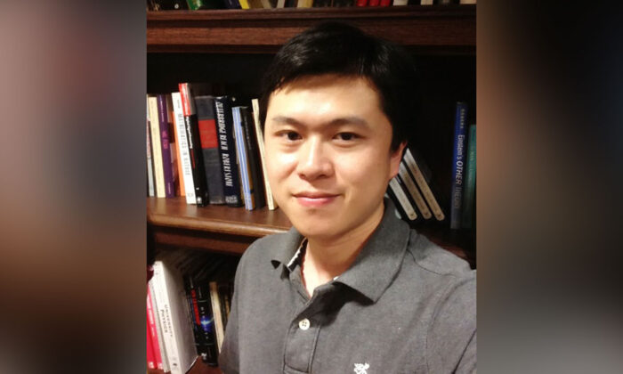 University of Pittsburgh professor Dr. Bing Liu, 37, was shot multiple times inside his home around noon on May 2, 2020. (University of Pittsburgh)