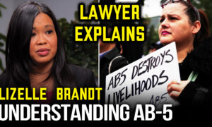 Lawyer Explains California's AB-5 Law and ABC Employment Test: California Insider With Lizelle Brandt