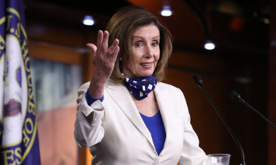 Pelosi Redefines Hypocrisy and Destroys #MeToo for … Biden?