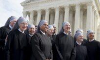 Catholic Nuns Battle Contraceptive Mandate in Supreme Court