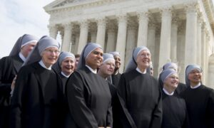 Catholic Nuns Battle Contraceptive Mandate in Supreme Court