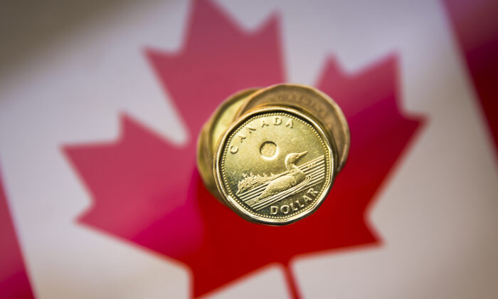 "A Canadian dollar coin, commonly known as the ""loonie"", is pictured in this illustration picture taken in Toronto, on January 23, 2015. (Mark Blinch/Reuters)"