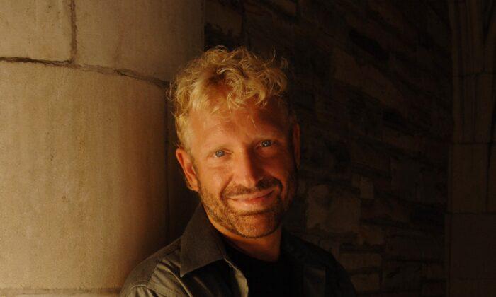 Composer Michael Kurek in 2005. (Denise Truscello)