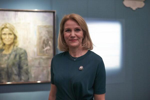 Former Danish Prime Minister Helle Thorning-Schmidt