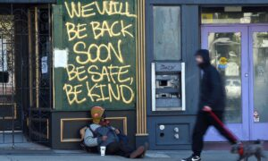 San Francisco Gives Free Drugs and Alcohol to Homeless People Under Quarantine