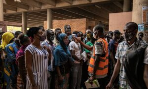 Why Is a Small, Remote African Country Hit Hard by the CCP Virus?