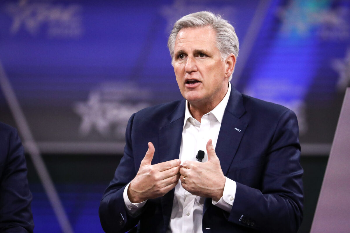 Republican House Leader: 'No Place for QAnon in the ...