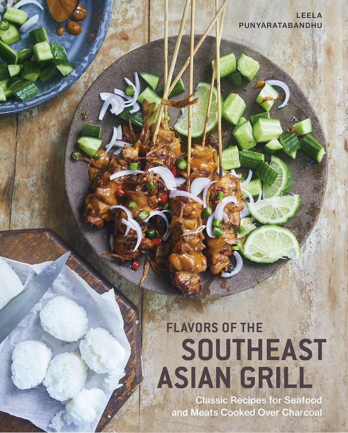 Flavors of the Southeast Asian Grill book cover