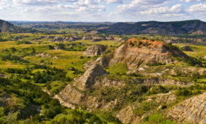 North Dakota: A World of Beauty, Color, and Limitless Space