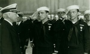 Popcorn and Inspiration: 'Anchors Aweigh' From 1945: Music, Patriotism, and Helping Others