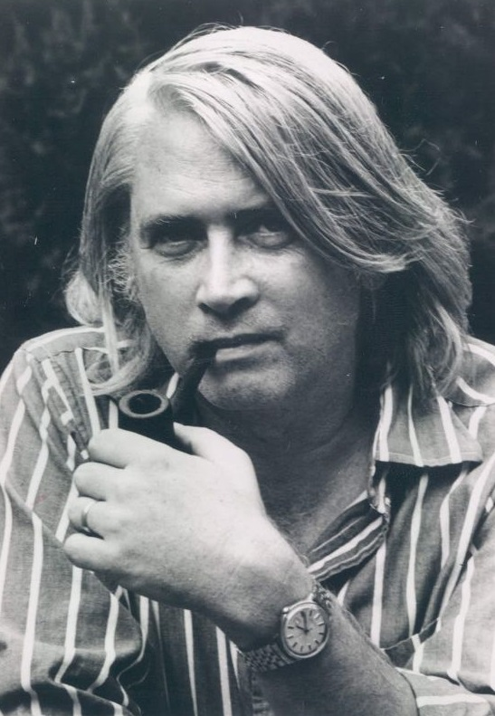 Author John Gardner in 1979