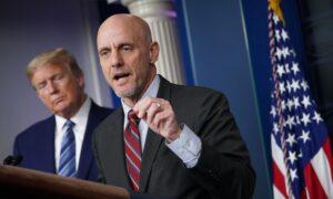 FDA Commissioner Enters Self-Quarantine After CCP Virus Exposure