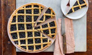 Crostata alla Marmellata (Jam Shortcrust Tart)