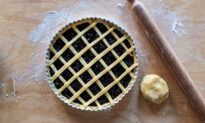 Pasta Frolla (Italian Sweet Shortcrust Pastry)