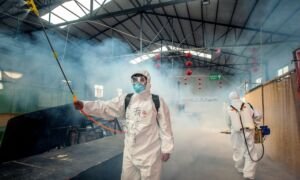 Locals in Chinese City Claim Authorities Are Concealing the Severity of COVID-19 Outbreak