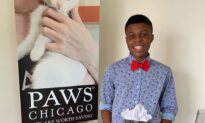 Teen Who Sews Bow Ties to Help Animals Get Adopted Now Makes Masks for Essential Workers