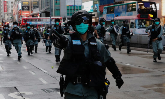 Renewed Protests in Hong Kong; How the Virus Impacted the Regime, Interview With Chris Chappell