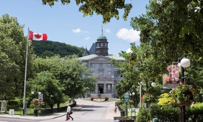 McGill University campus is seen in Montreal in this file photo. Some Canadian universities say classes this fall will be offered primarily online as uncertainty over the COVID-19 pandemic continues. (Paul Chiasson/The Canadian Press)