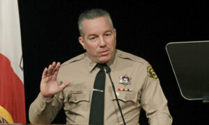 California Sheriff Says Inmates Tried to Infect Themselves