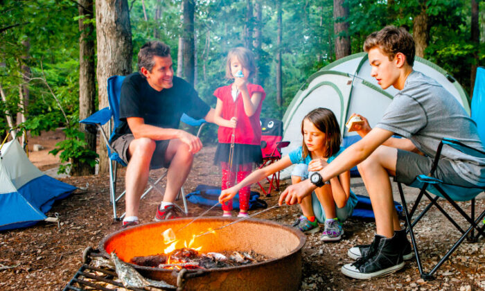 As summer approaches, give yourself and your children time to play, explore, read, make, do, and separate yourselves from the constructs and trappings of school. ( JOHN WOLLWERTH/SHUTTERSTOCK)