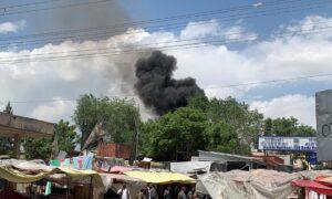 Terrorists Storm Maternity Clinic in Afghan Capital, Kill 14