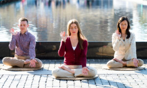 Searching for Inner Peace: Meditation Brings Solace Amid Pandemic