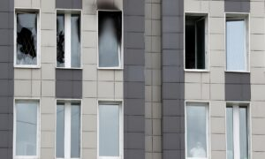 Russia Suspends Use of Ventilator Type Sent to US After Fatal Fires
