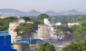 LG Plant in India Lacked Environmental Clearance Before Leak