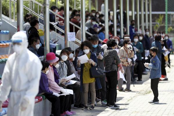 South-Korea-Virus-testing