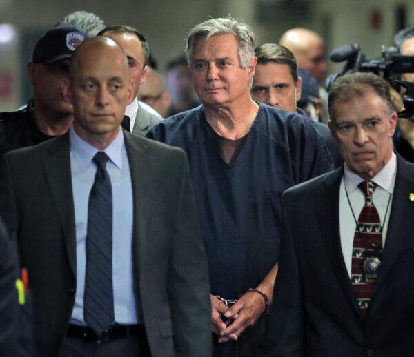 Paul Manafort released
