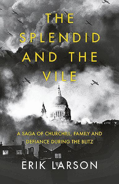 The splendid and the vile-book