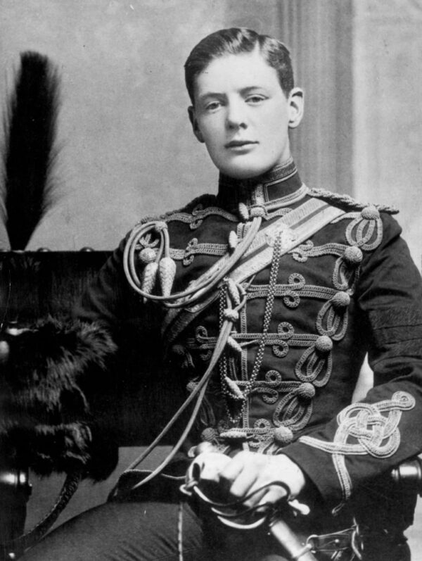 Churchill The Hussar