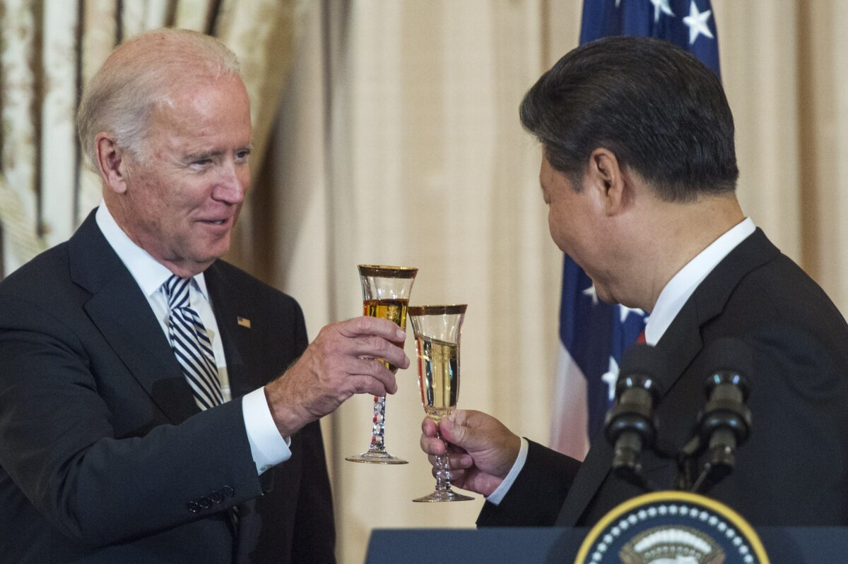 Electing Biden Would Cede the World to China