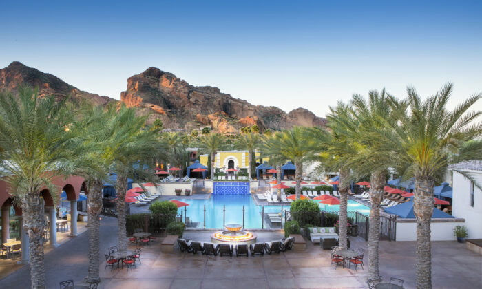 The Omni Scottsdale Resort at Montelucia is due to reopen on May 21. (Courtesy of Omni Hotels)