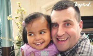 Adoption Story Of No Limb Little Girl