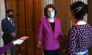 States With No Mask Orders Should Not Get COVID-19 Aid, Sen. Feinstein Proposes