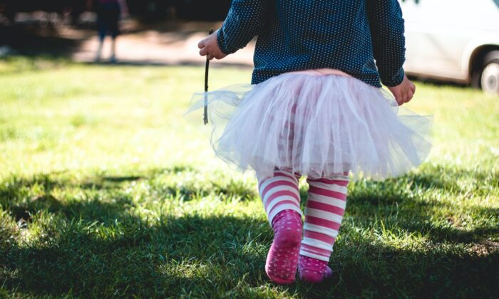 Stock photo of a young child. (Marjorie Bertrand/Unsplash)