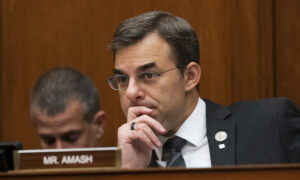 Michigan Rep. Amash Ends His Libertarian Bid for White House