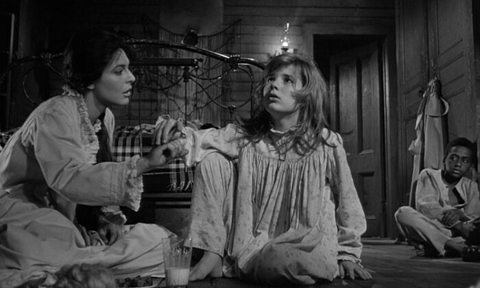 "Anne Bancroft (L) and Patty Duke star in ""The Miracle Worker."" (United Artists)"