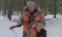 Film Review: 'Blood and Money': Maine Woods Is No Country for Old Men