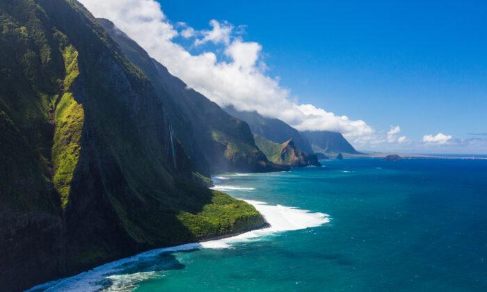 Molokai, Hawaii. (Courtesy Hawaii Tourism Authority)